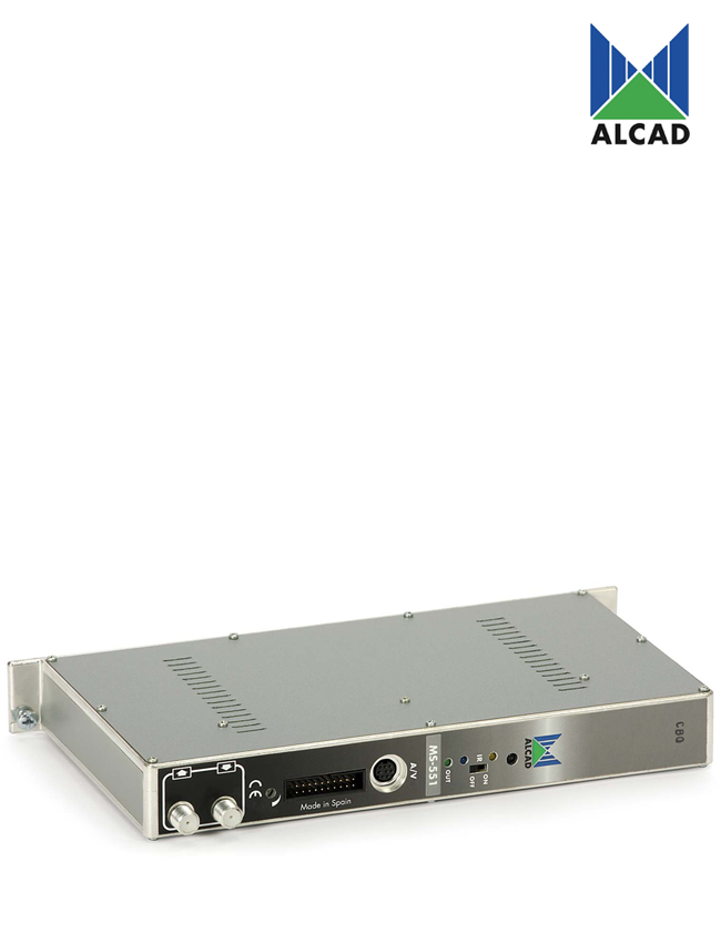 Alcad MS-551 A/V Modulator